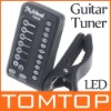 LED Digital Guitar Tuner