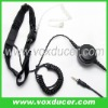 Double sensors throat microphone for Yaesu Vertex radio VX6R/E VX7R/E VX170 VX177