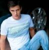 Fashion casual man's t-shirt