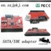 Dual 2 SATA HDD Hard Disk to IDE Adapter Converter