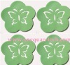fashion silicone cup mat for 2011 Christmas