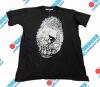 Summer Cool Boy Black T-shirts