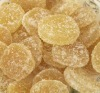 Crystallized Ginger Slice (round) 20-35mm*6------8mm