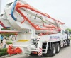 2012 Bona Hot Sale 42m Truck Mounted of Concrete Pump
