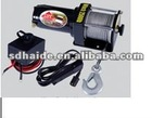 Electric winch small electric winch 2500lbs 12v
