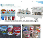 CFD12 yogurt cup filling sealing machine