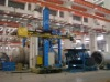 Welding manipulator(welding column and boom)