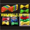 party light,festival light up bow tie,Easter day,halloween,san patrick,Christmas bow tie