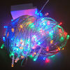 Hot sale LED 8 functions outdoor christmas string lights