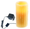 CD025 rechargeable candle light