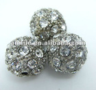 B44 2012 New Shiny Shamballa Crystal Beads Wholesale
