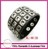 fashion new design handmade leather bracelet designs