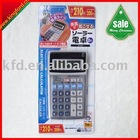 5756pcs 8 digital solar desktop Calculator liquidation