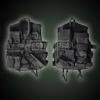DK10 TACTICAL VEST COMBAT ASSAULT BOOTS