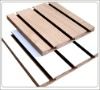 lost price slotted mdf board