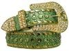 fashion belt rhinestone belt