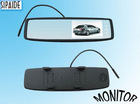 Universal 4.3 inch LCD Car Rearview monitor