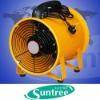 portable vane axial ventilator fan