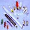 white fluorescent lamp