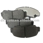 wearable brake pads for BYD F6