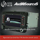2012 hottest 3G Special car dvd player for Volkswagen/Skoda