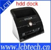 Combo SATA HDD Docking Station with Card Reader Supported 2.5'/3.5'+ 2-port Hub High Speed&Quality