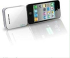 1500mAh Polymer Li-ion Metallic battery charger for iPhone 4G/4GS/3G/3GS