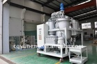 Waste Engine oil regeneration system/base oil regneration machine