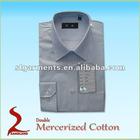Woven Cotton Mens Business Shirts mens cotton shirts