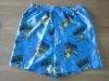 children's polyester sports shorts