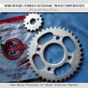 motorcycle SPROCKET(CG125) 38T/15T for South America