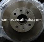 Brake disc for NISSAN SUNNY II(N13)1.3/1.4/1.5 OE NO.40206-61A01