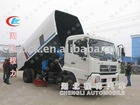 Dongfeng 4*2 sweeper truck