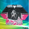 polyester ice hockey jerseys team wear custom
