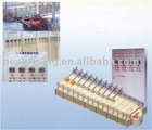 Radiant-type Electric-heating Fore hearth glass machine