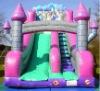 Castle Model Inflatable Slide