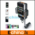 Car FM Transmitter Charger Holder for iPhone iPod