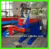 Auto exhaust welding machine