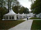 high quality used wedding party tents for sale/guangzhou party tent