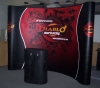 pop up, display stand, advertising stand, display system, pop up frame