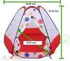 Pop Up Kids Play Tent