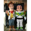 2012 Buzz Lightyear & Woody Character Costume.