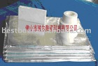 Nano silica heat insulating material