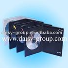 14mm PP black dvd case