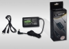 2 in 1 charger with digital cable/game accessory for psp2000