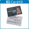 Plastic prepaid cards printing