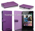 Hot Luxury Wallet PU Leather Case Cover for Google Nexus 7