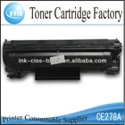 Black laser toner CE278A/78a for HP P1560/1566/1600/1606DN/M1536DNF
