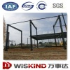 Prefabricated Portable shed and storage steel structer with EPS sandwich panels