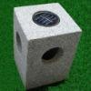 cheap garden salt stone lamp